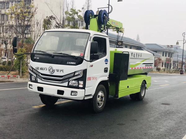 国六东风小多利卡清淤车
