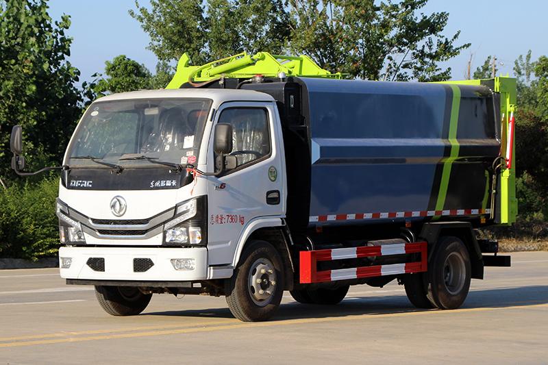 国六小多利卡 4.5方 餐厨垃圾车